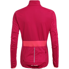 VAUDE Resca Light Softshell Jacket Women cranberry